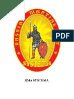 RMA Systema training