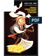 ICEP CSS - PMS Current Affairs - Editorial E - Magazine (April)