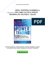 power-trading-winning-guerrilla-micro-and-core-tactics-wiley-trading-by-oliver-l-velez