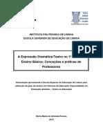 A expressão dramática - 1º ciclo.pdf