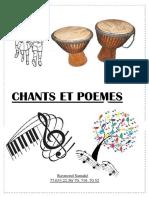 Poemes Et Chants