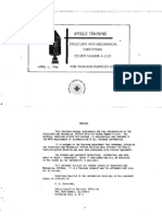 Apollo Training Structural and Mechanical Subsystems 0401196