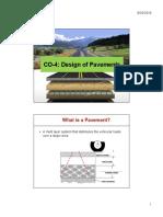 design of pavement