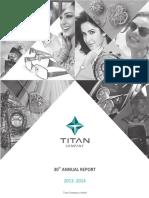 Titan Annual Report 2013-14