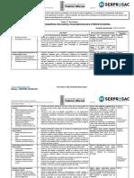 15 Modelo Unidad Didáctica -Primaria y Secundaria