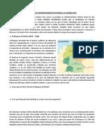 PRINCIPALES ENFRENTAMIENTOS DURANTE LA GUERRA FRIA