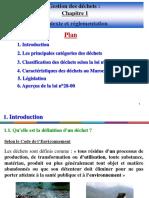 Chapitre 1 - Gestion Des Dechets