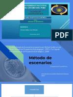 METODO DE ESCENARIOS -JOSE LEIVA.pptx