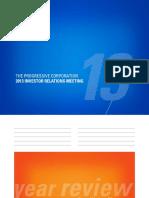 2013 Presentation Slides