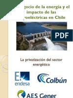 El negocio de la energía en Chile