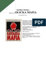 Katolicka Mafia Matthias Mettner