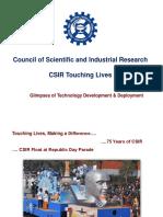 CSIR(5)