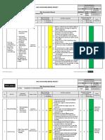 Risk Assessment for Installation of Toilet Exhaust Fan