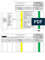 Risk Assessment for Installation of Drainage Pipes