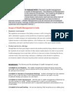 Concept of Wealth Management (1)