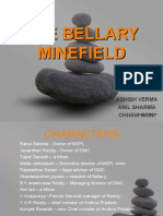 The Bellary Minefield
