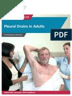 PleuralDrains Guideline NSW