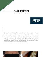 case report parotitis