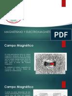Clase 1 y 2. Magnetismo y Electromagnetismo