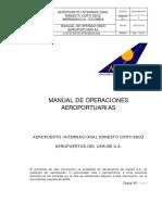 Manual de operación de recargue de combustible