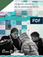 Libro Investigacion Educativa Ante Cambio Gobierno Mexico