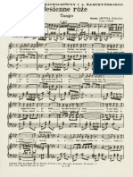 Artura Golda & Andrzeja Wlasta - Jesienne RГіЕјe (Roses Automnales) (Arrangement _ Iwo Wesby) (Tango) (Piano)