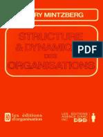 Henry Mintzberg - Structure et dynamique des organisations-Les éditions d'organisation (1986).pdf