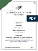 Alok Internship Report