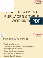 Seminar8july11-2(Industrial Furnaces and Working)