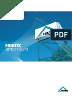 Friatec-Brochure