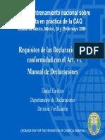 Articulo VI OPAQ
