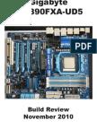 Ga 890fxa Ud5 Review