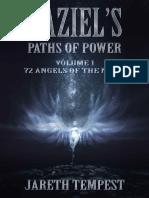 Raziel's Paths of Power, Volume I - Jareth Tempest