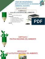 Cap.2-Política Nacional Del Ambiente