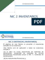 Unidad 3.1 Nic 2. Inventarios p54