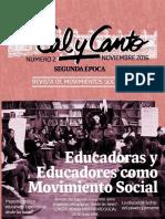 Revista Cal y Canto N2