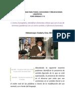 Foro Lingüística 2