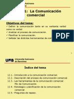 Tema 11. Comunicación Comercial (3)