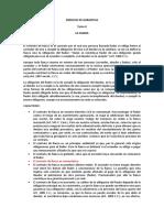 Derecho de Garantias Tema 2 y 3