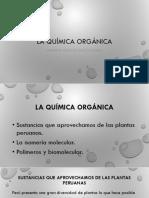 La Química Orgánica