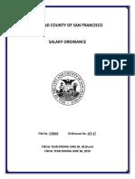 Annual Salary Ordinance