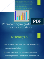 Representação Gráfica Dos Dados Estatísticos