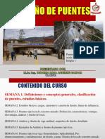 CLASE 02 ESTUDIOS BASICOS DEL DISEÑO DE PUENTES