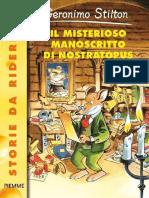 01_il Misteriosomanoscritto Di Nostratopus