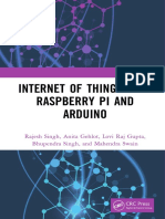 Internet of things with Raspberry Pi and Arduino