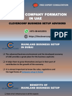 Mainland Business in Dubai | Mainland Company formation