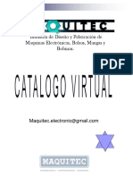 Catalogo de Maquinas Selladoras
