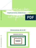 La Expresión Corporal y sus implicaciones didácticas