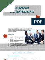 Alianzas Estrategicas y Comercio Electronico