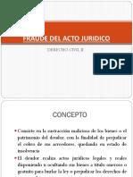 6 FRAUDE DEL ACTO JURIDICO.pptx